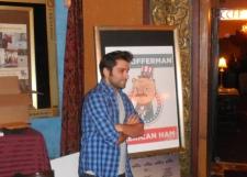 "Director Jordan Vogt Roberts of ""Nick Offerman: American Ham"""