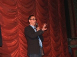 "Director David Wain. Opening Night, ""They Came Together"""