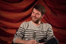 Noah Pritzker, director of QUITTERS