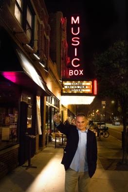 Douglas Tirola, director of DRUNK STONED BRILLIANT DEAD