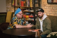 Ti West chats with film critic Pat MacDonald