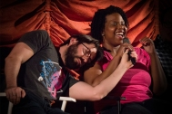 """Martin Starr helps out the head of production of """"Operator."""""""