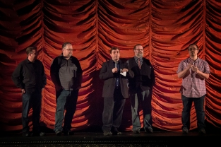 Film critics Collin Souter, Steve Prokopy, Erik Childress, Peter Sobczynski, Brian Tallerico