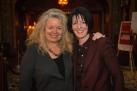 Patricia Rozema and friend