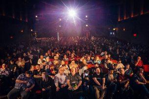 Audience shot