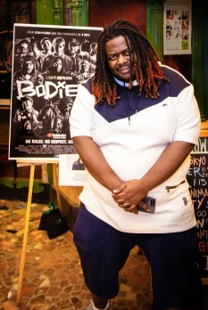 "Big T of ""Bodied""."
