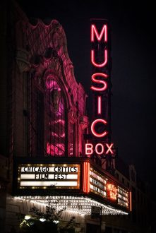 CCFF marquee