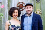 "Gugu Mbatha-Raw and Jordan Horowitz, ""Fast Color""."