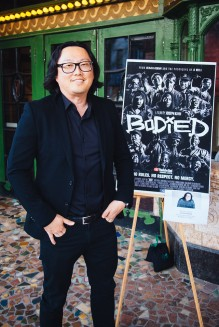 "Joseph Kahn, director of ""Bodied""."