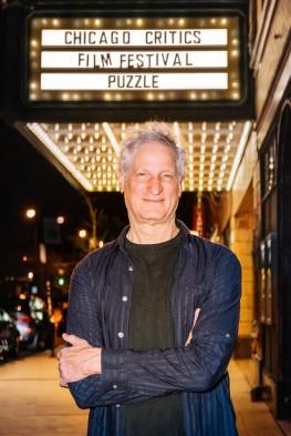 "Marc Turtletaub, director of ""Puzzle""."