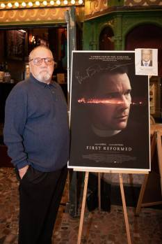 "Paul Schrader, director of ""First Reformed""."