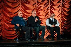 Paul Schrader, Steve Prokopy and Peter Sobczynski.