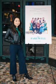 """The Farewell"" director Lulu Wang."