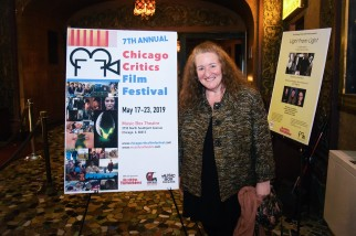 """""""The Short History of the Long Road"""" actor Rusty Schwimmer."""